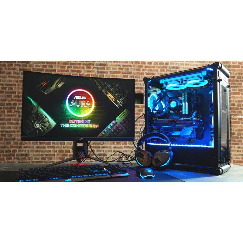 Extremer Gaming-PC mit RGB-Overkill: Zusammenbau