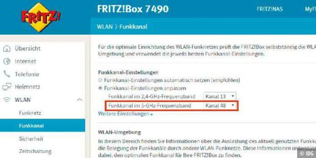 Troubleshooting: Amazon Fire TV im 5-GHz-Band - PC-WELT