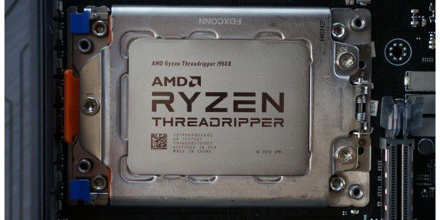Test: Ryzen Threadripper 2990WX schlägt Intel Core i9