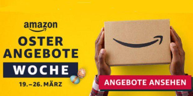 Amazon Oster-Angebote-Woche 2018 - Neue Schnäppchen-Welle mit Countdown ab Freitag