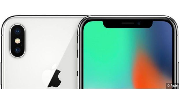 iPhone X ist in UK beliebt
