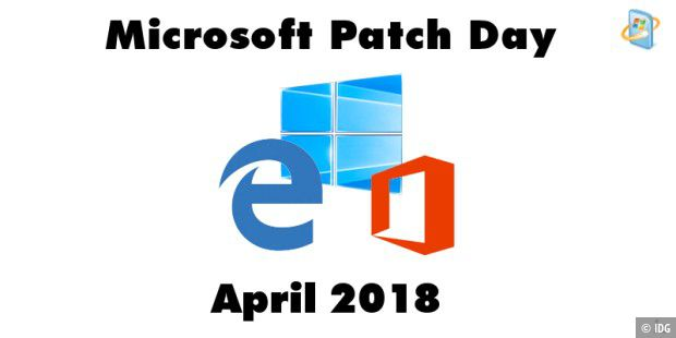 Patch Day im April 2018