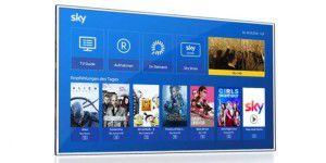 Pay-TV-Plattform Sky Q startet am 2. Mai 2018