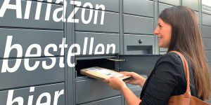 Amazon Locker nun auch in Rewe-Filialen