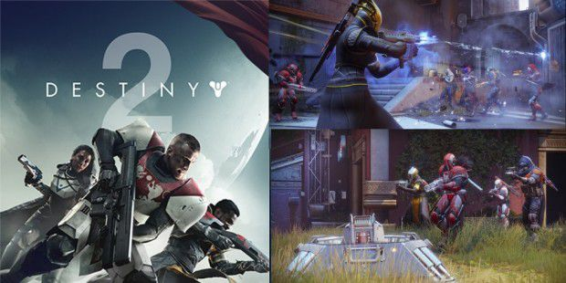 Im Humble Monthly im Juni 2018: Destiny 2