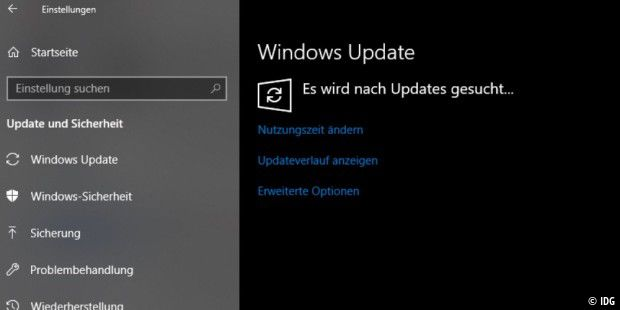 Windows 10 April 2018 Update erhält neues Intel Microcode Update