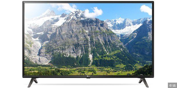 Der 50 Zoll UHD-LED-TV LG 50UK6300LLB