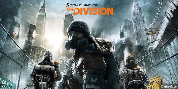 Der kooperative Multiplayer-Shooter The Division kostet aktuell nur knapp 9 Euro.
