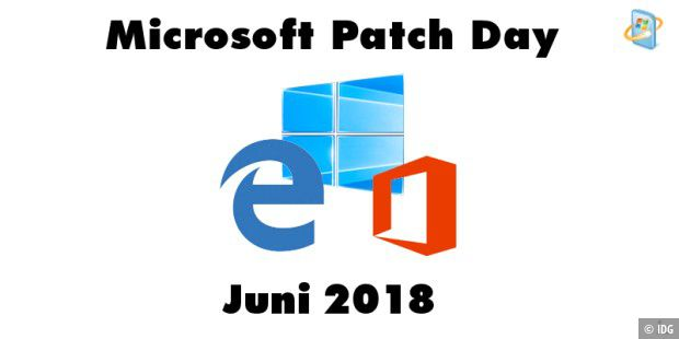 Patch Day Juni 2018