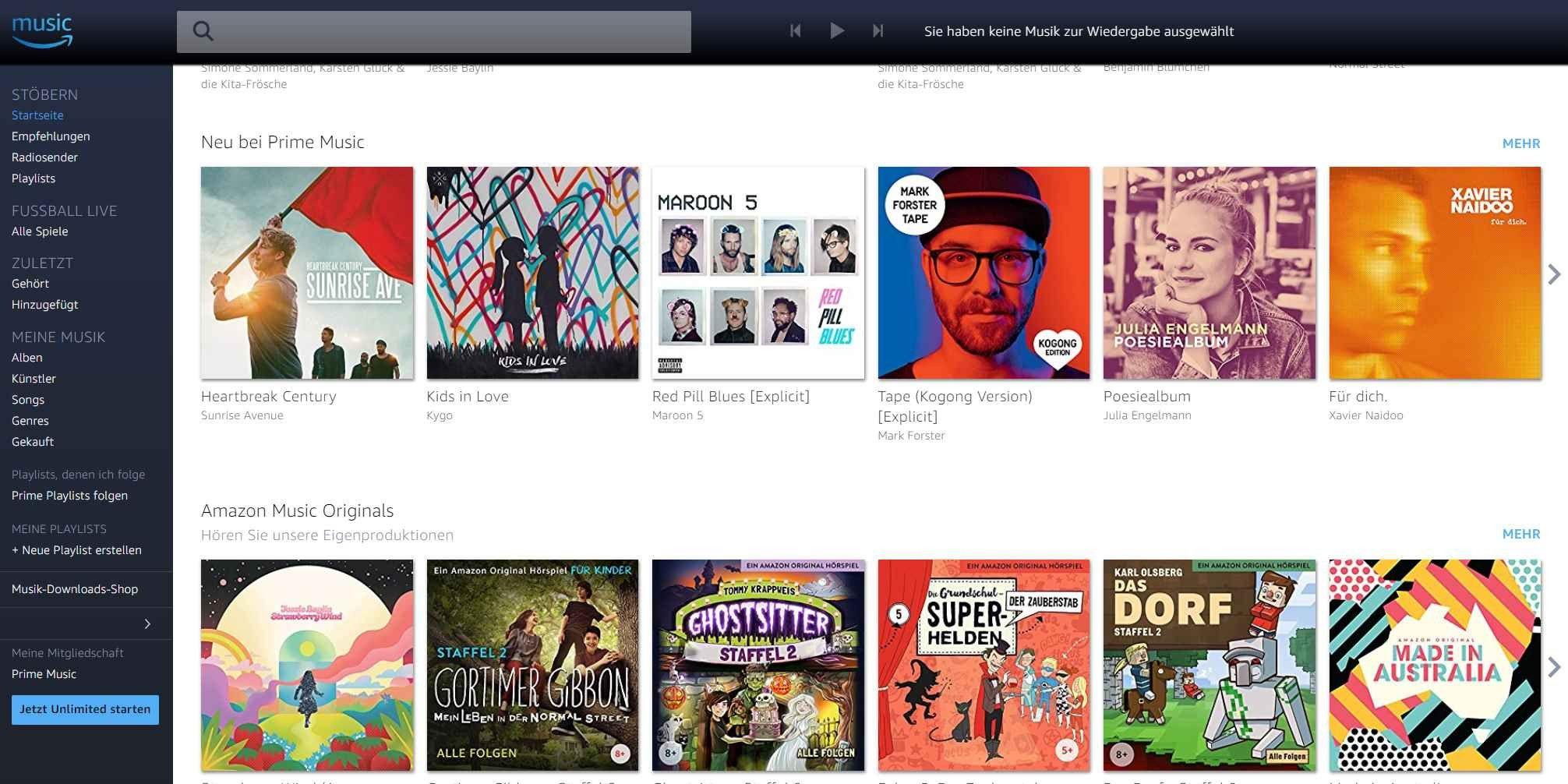 a19d14bb6c9de0 Android  Tipps für Amazon Prime Music und Video - PC-WELT