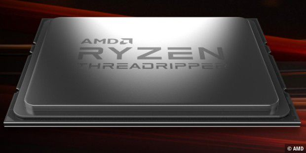 Frech: AMD tauscht Intel Core i7-8086K gegen Ryzen Threadripper 1950X um