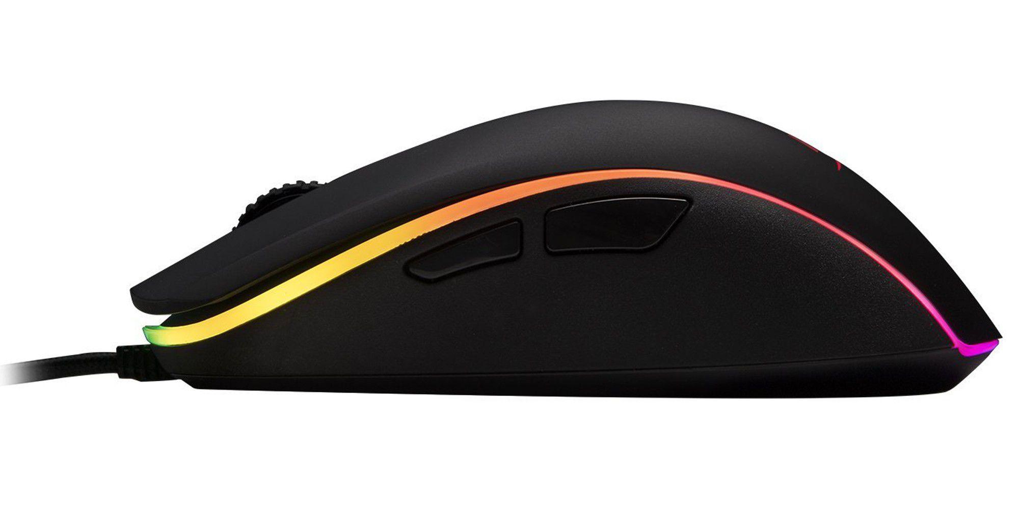 HyperX Pulsefire Surge RGB im Test: Gaming-Maus mit 360°-Beleuchtung ...