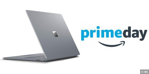 Microsofts Surface Laptop zum Prime Day im Angebot