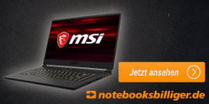 150€ sparen | MSI GS65 Gaming-Notebook