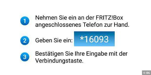 Mit Dem Smartphone Uber Die Fritzbox Telefonieren Pc Welt