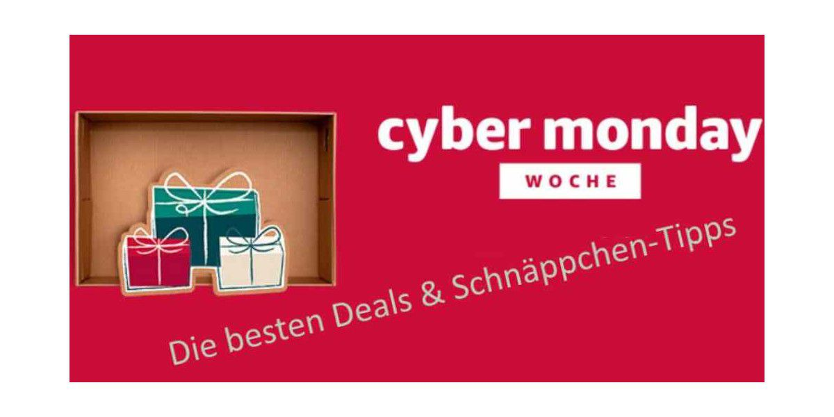 72c9540d62 Amazon Cyber Monday Woche 2018: Die besten Deals und Schnäppchen-Tipps -  PC-WELT