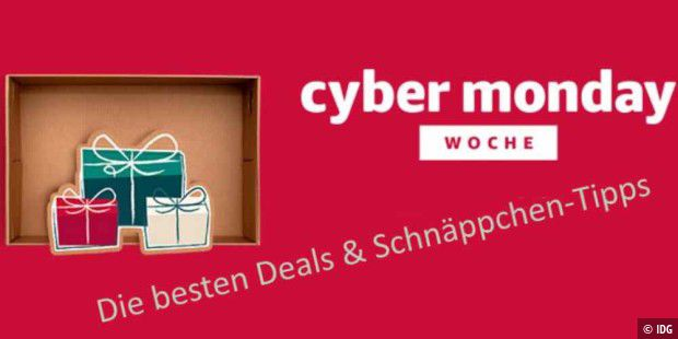 amazon cyber monday woche 2018 die besten deals und schn ppchen tipps macwelt. Black Bedroom Furniture Sets. Home Design Ideas