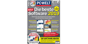"PC-WELT Sonderheft ""Beste Software"" 01/2019"