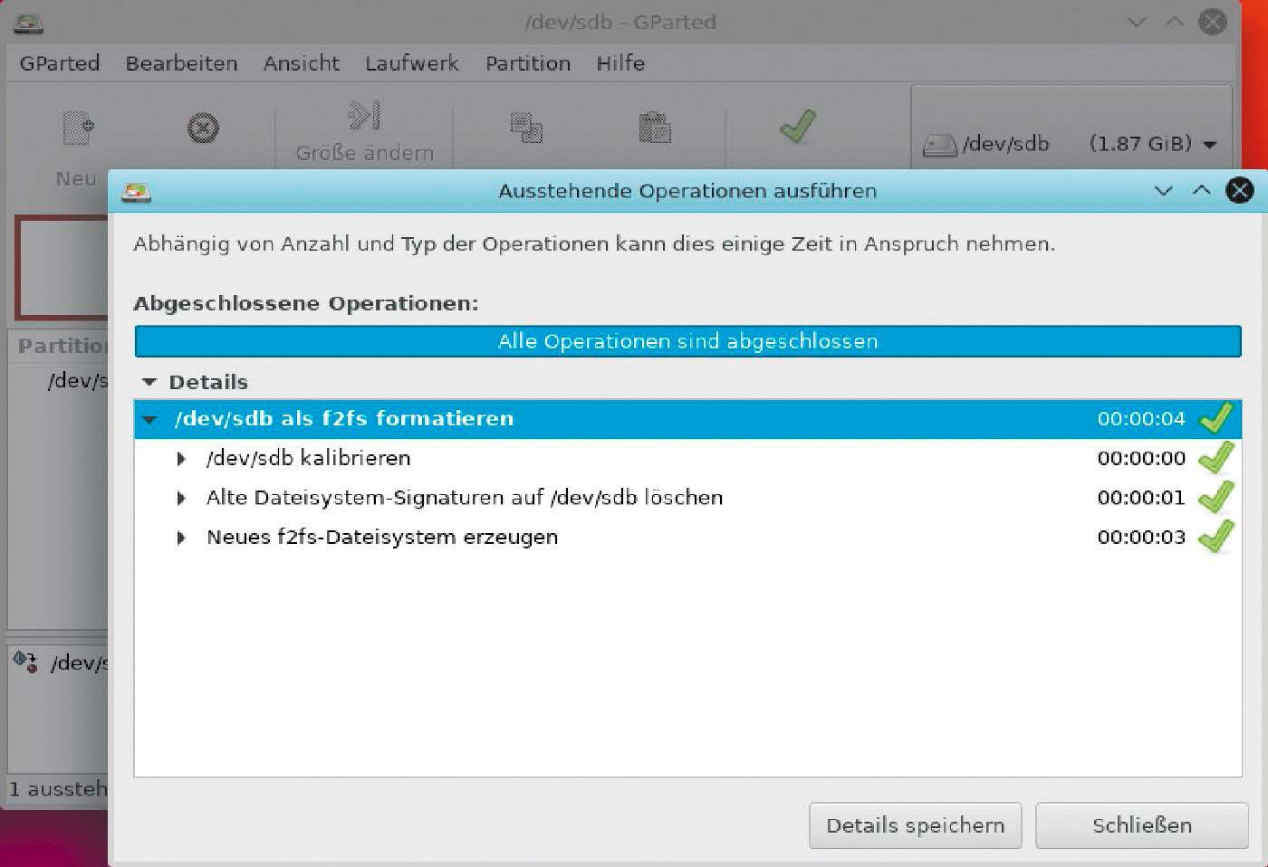 Linux-Dateisysteme für Fortgeschrittene - PC-WELT