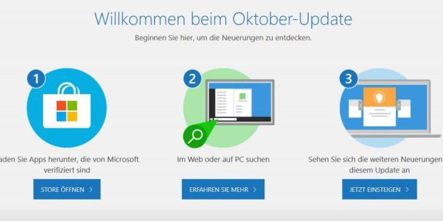 Windows 10 V1809: Update behebt viele Bugs