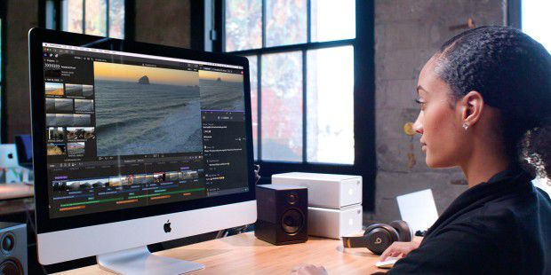 Final Cut Pro X erlaubt Drittanbietersoftware