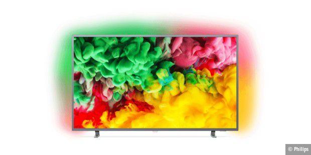 Philips 50-Zoll-Smart-TV bei Saturn im Angebot - PC-WELT