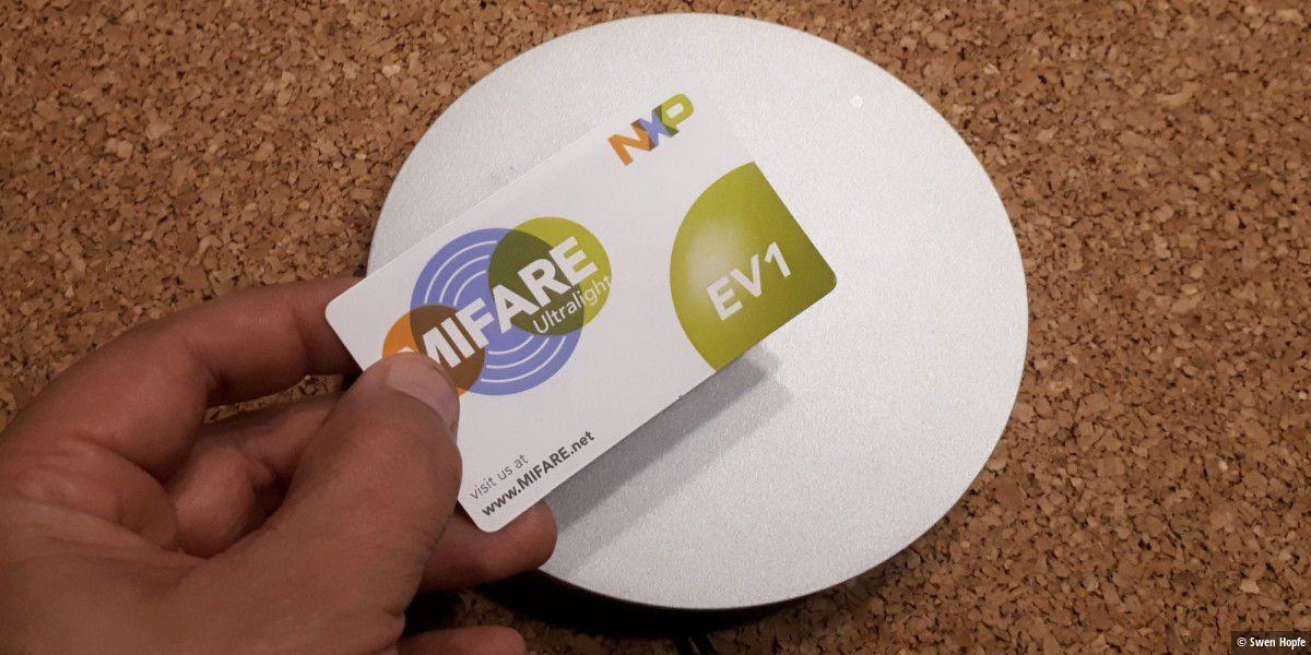 NFC-Reader mit Raspberry Pi selbst bauen