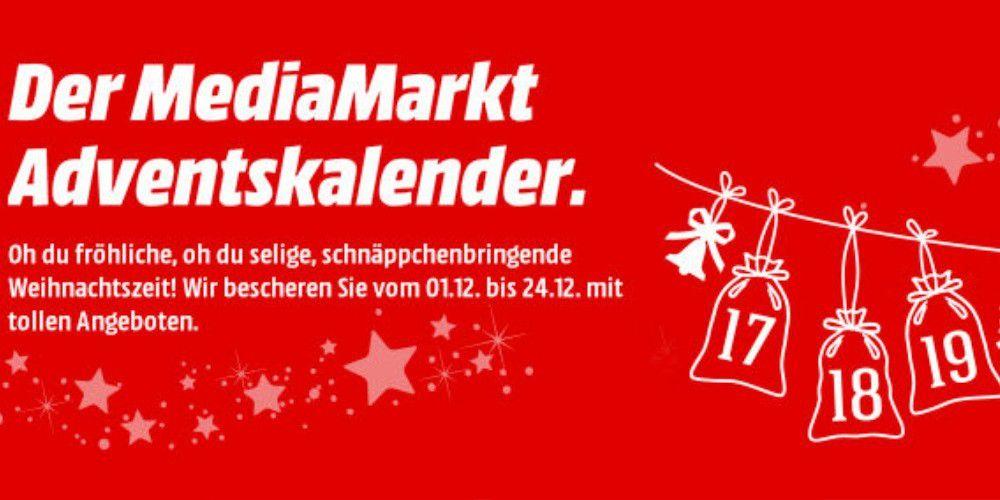 Weihnachtskalender Angebote.Mediamarkt Adventskalender Angebote Am 18 12 Virtualhomemagazine