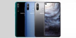 Samsung Galaxy A8s mit Infinity-O-Display