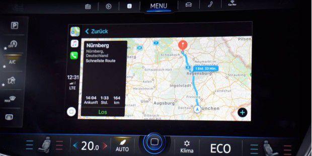 Apple Carplay im Test: Funktionen, Apps, Anbieter, Wireless Carplay