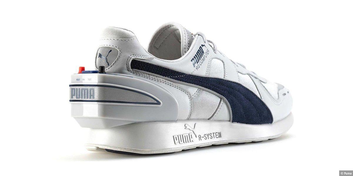 Puma kündigt Remake seines Smart Shoe an