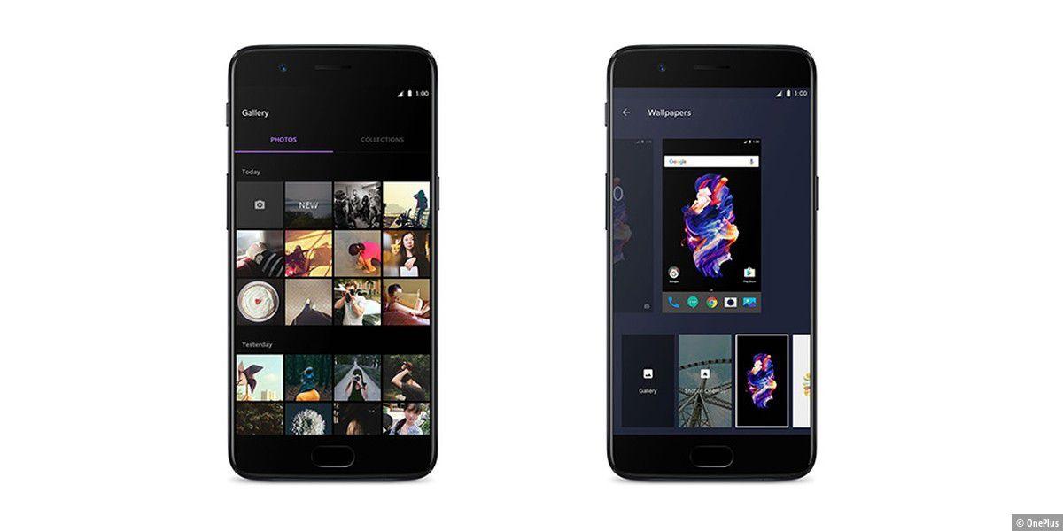 Android-9-Beta für OnePlus 5 und OnePlus 5T
