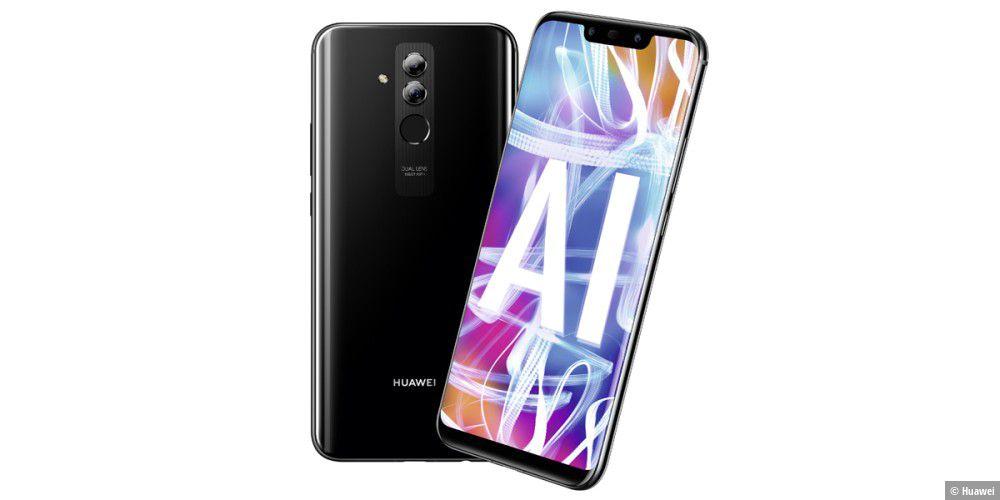 Huawei Mate20 Lite 64 GB günstig im Angebot