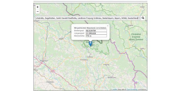 So Erhalten Sie Hohenangaben Und Hohenmeter Uber Google Maps Pc Welt