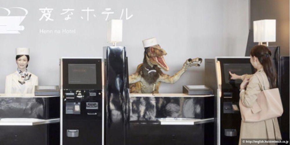 Hotel feuert Roboter - Menschen machen deren Jobs besser
