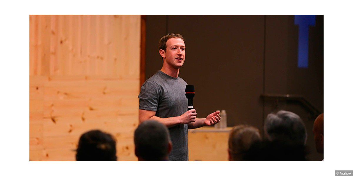 Facebook gibt 10 Mio. für Zuckerbergs Sicherheit aus