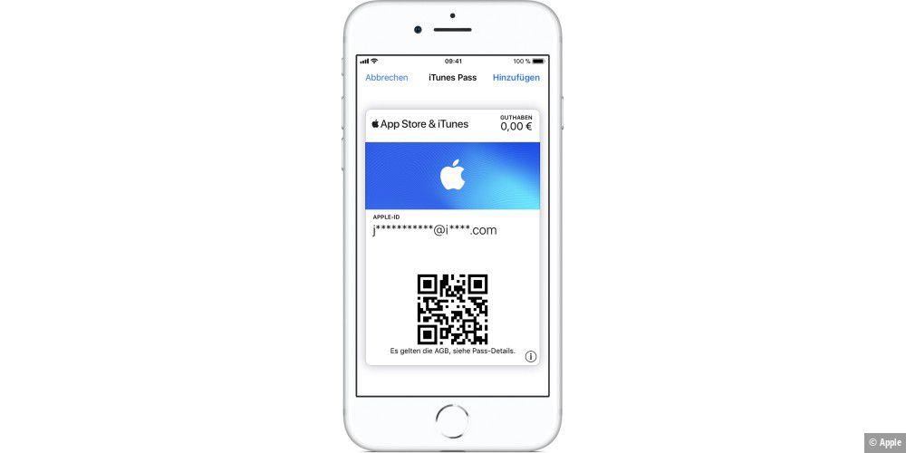 Apple Guthaben Aufladen
