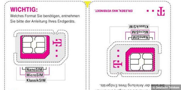 Sim Karte Telekom.Telekom Kleinere Sim Karten Für Weniger Plastikmüll Pc Welt