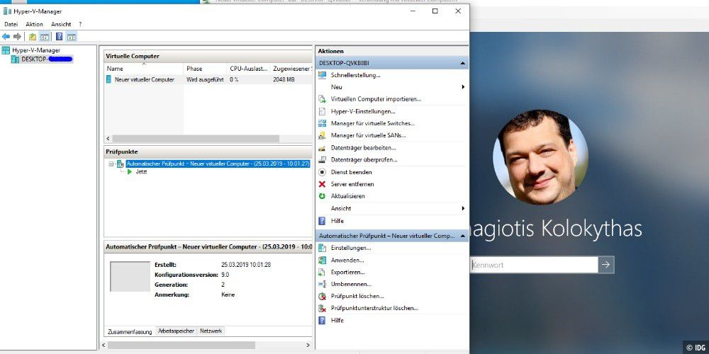 Virtuellen Pc Erstellen Windows 10
