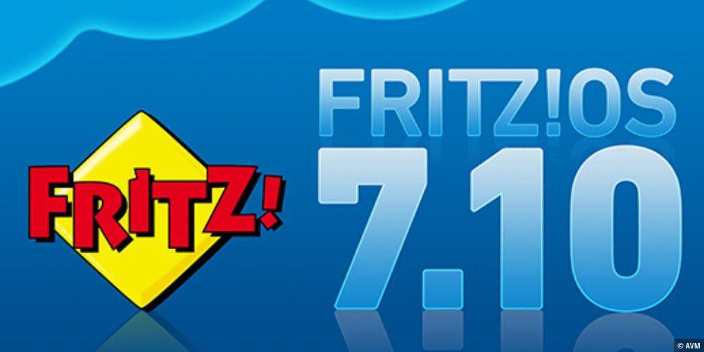 Update Fritzbox 7590