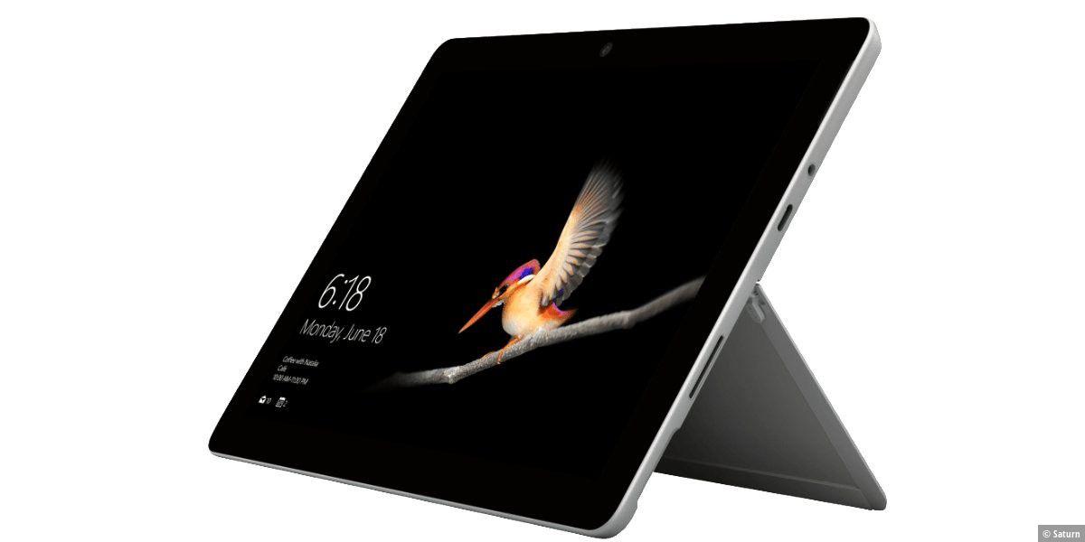 Über 140 Euro beim Microsoft Surface Go sparen