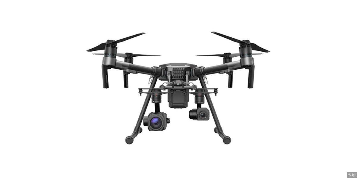 DJI stattet Drohnen mit Flugzeugerkennung aus