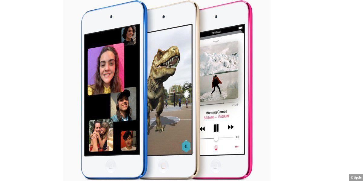 iPod Touch: Der letzte iPod steht vor dem Aus