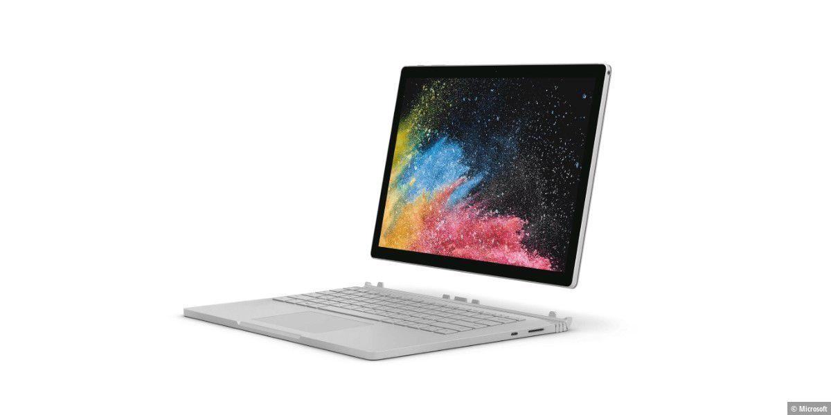 Microsoft Surface Book 2 zum Angebotspreis