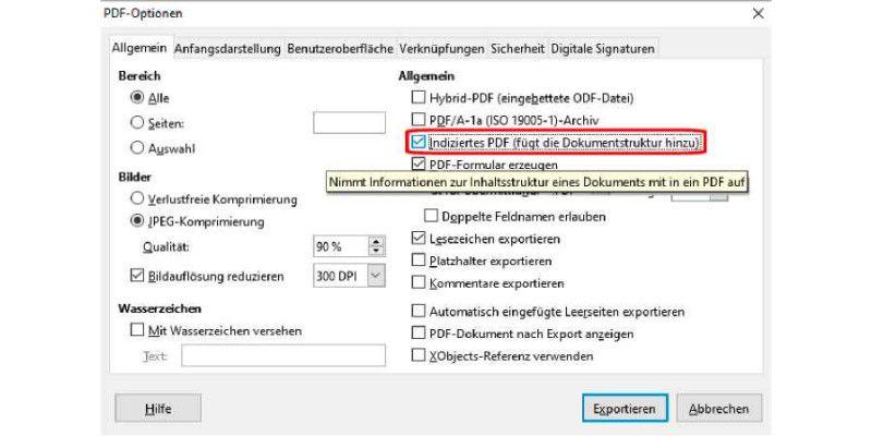 pdf datei herunterladen geht nicht