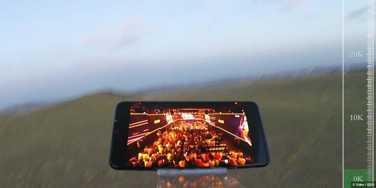 31.000-Meter-Sturz: Smartphone überlebt