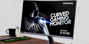 Samsung CRG5 Gaming-Display: 240Hz und G-SYNC