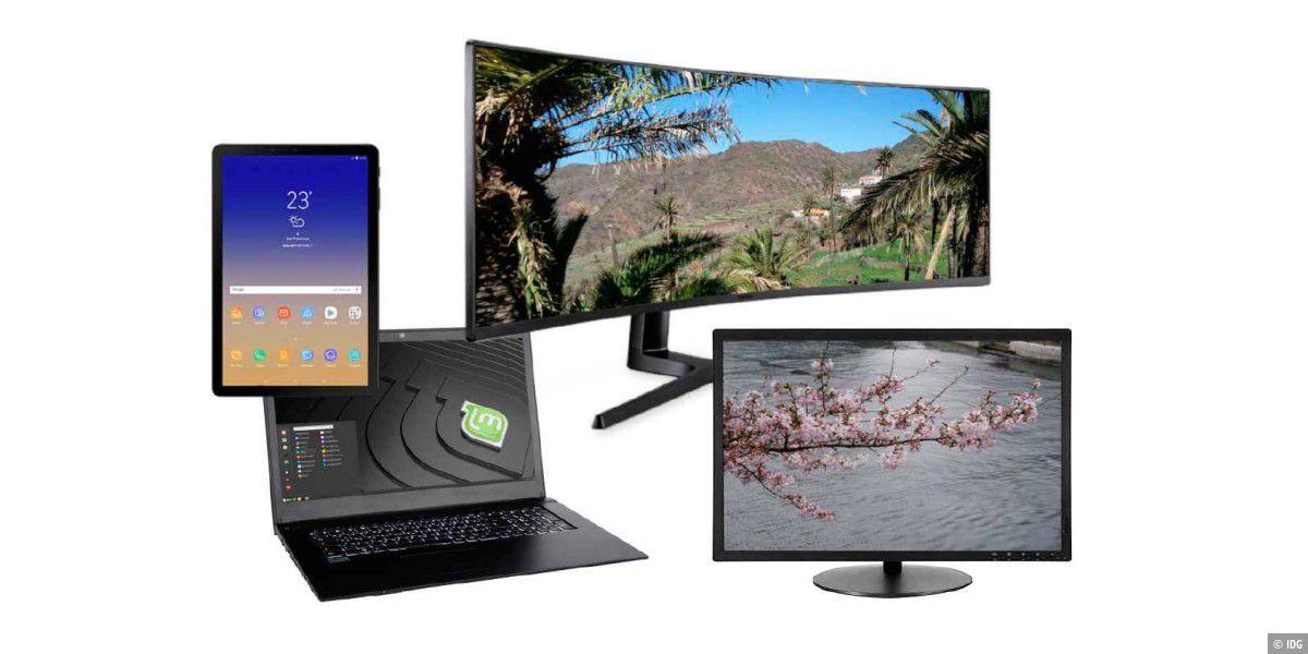 Linux: Lebensdauer von Displays verlängern