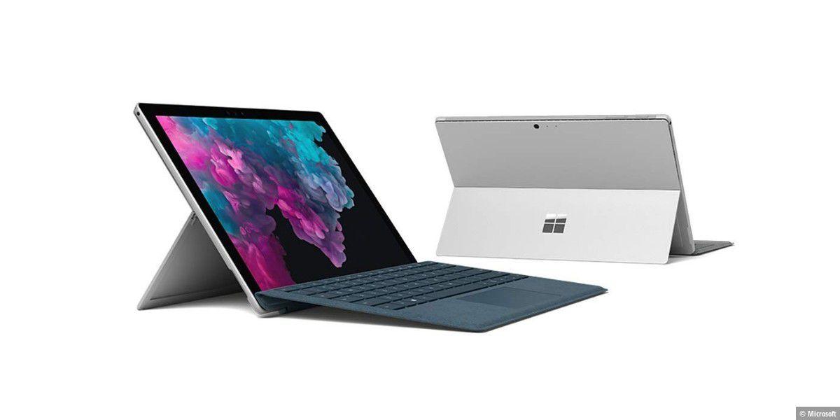 Microsoft Surface Pro 6 zum Knaller-Preis