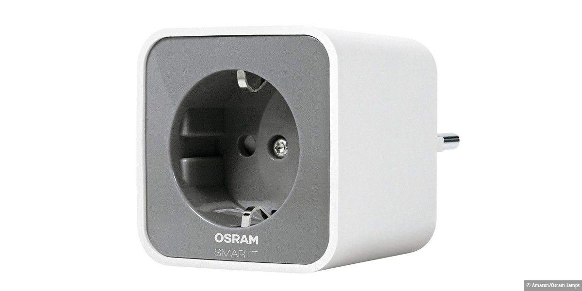 Osram Smart+ Plug: Smarter Zwischenstecker für 8,99 Euro